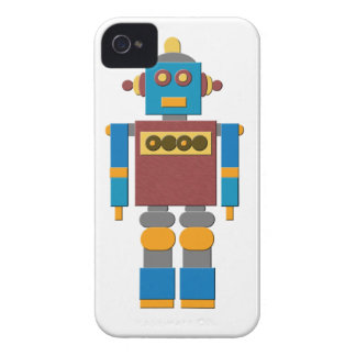 Toy Robot iPhone Case
