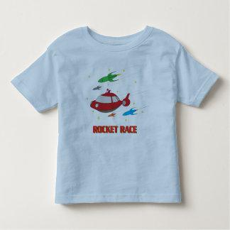 Toy Rocket Race Toddler T-Shirt