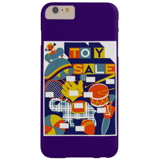 Toy Sale Barely There iPhone 6 Plus Case