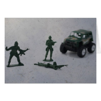 Toy Soldier 1 Card