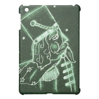 Toy Soldier in Deep Green iPad Mini Case