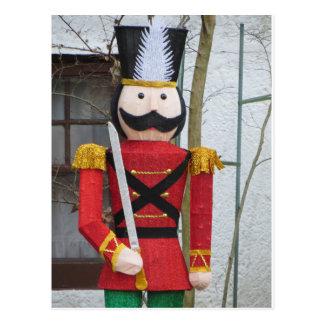 Toy Soldier Postcard