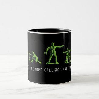Toy Soldiers at War mug