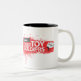 Toy Soldiers Two-Tone Mug