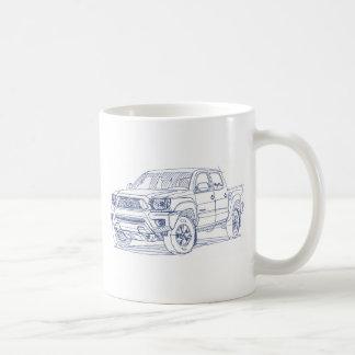 Toy Tacoma 2012 Coffee Mug