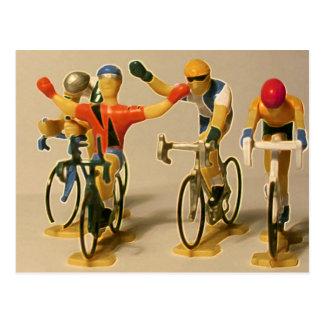 Toy Tour Victory Postcard
