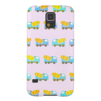 Toy truck pattern galaxy s5 covers