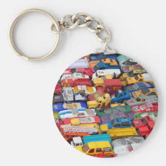 Toy Vehicles Key Chain