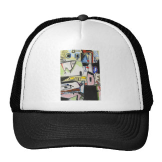Toy Wars (primitive expressionism) Hats
