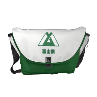 Toyama Kamon Messenger Bag