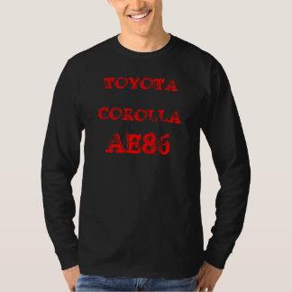 TOYOTA, COROLLA, AE86 T-Shirt