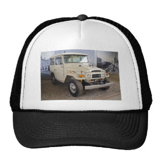 Toyota Land Cruiser BJ40 Cap