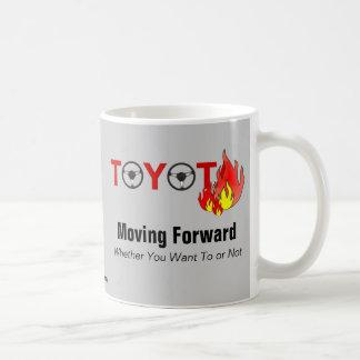 Toyota: Moving Forward Coffee Mug