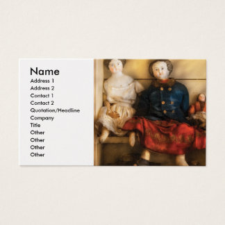 Toys - Assorted Dolls Business Card