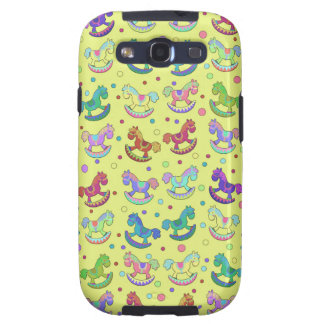 Toys pattern galaxy s3 cover