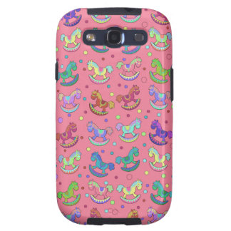 Toys pattern galaxy s3 covers