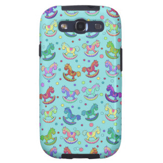 Toys pattern galaxy SIII case