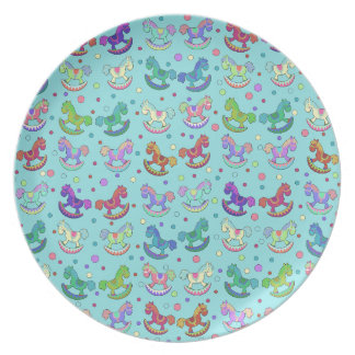 Toys pattern plate
