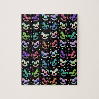 Toys pattern puzzle