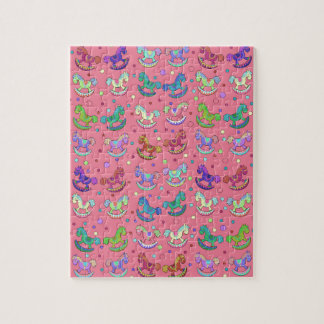 Toys pattern puzzles