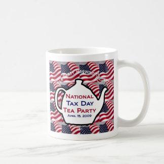 TP0100 National Tax Day Tea Party Mug