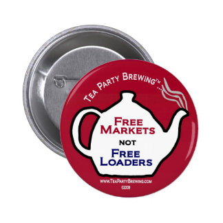 TP0103 Free Markets Not Free Loaders Button