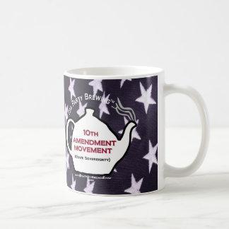 TP0109 10th Amendment Movement Mug