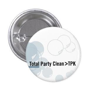 TPC>TPK Mini-pin 3 Cm Round Badge