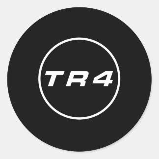 TR4 Sticker sw-WG largely