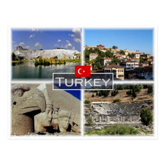 TR Turkey - Postcard