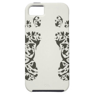 Trace a bird case for the iPhone 5