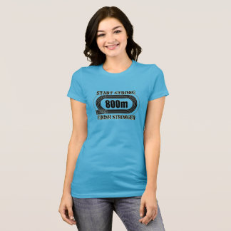 Track and Field 800 Middle Distance Runner Shirt