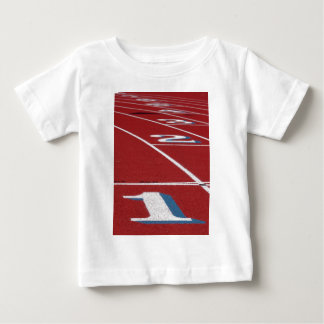 Track And Field Baby T-Shirt