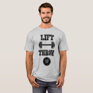 Track and Field Discus Thrower Shirt