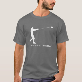 Track and Field Hammer Throw T-Shirt