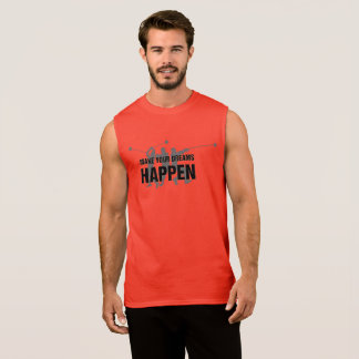 Track and Field Hammer Throw Tank Top