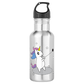 Track and Field Hammer Throw Unicorn Water Bottle 532 Ml Water Bottle