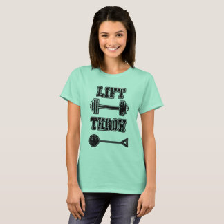 Track and Field Hammer Thrower T-Shirt