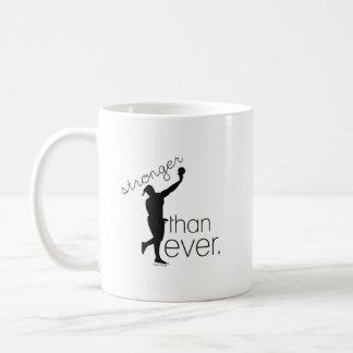 Track and Field Shot Put Coffee Mug Gift
