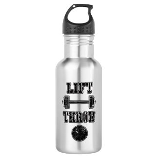 Track and Field Shot Put Throw Water Bottle 532 Ml Water Bottle