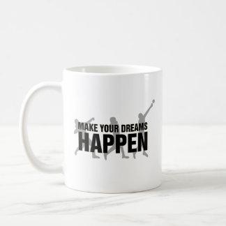 Track and Field Shot Put Thrower Coffee Mug Gift