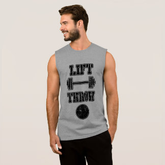 Track and Field Shot Put Thrower Tank Top