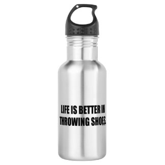 Track and Field Throwers Water Bottle Gift