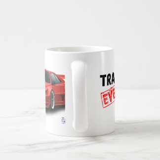 Track (Every) Day Coffee Mug