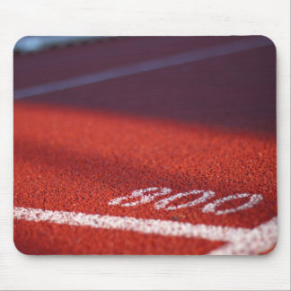Track & Field Mouse Pad