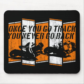 Track Love Mousepad