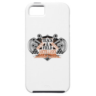 track n field artillery case for the iPhone 5