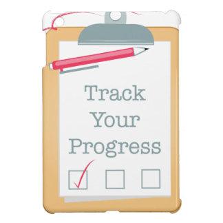 Track Progress iPad Mini Case