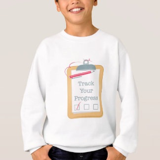 Track Progress Sweatshirt