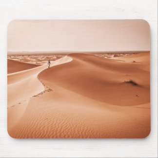 Tracks in the Desert #zazzle Mousepad